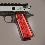 1911 Govt. Aluminum Red Flames