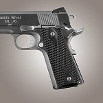 1911 Govt. G10 Piranha Solid Black