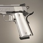 1911 Govt Aluminum Brushed Gloss Clear