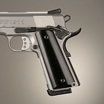 1911 Govt Aluminum Brushed Gloss Black
