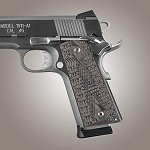 1911 Govt G10 Piranha G-Mascus Dark Earth