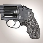 S&W BG38 G10 Piranha G-Mascus Black/Gray