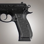 CZ 75 - CZ 85 G10 Piranha G-Mascus Black/Gray