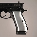 CZ 75 - CZ 85 Aluminum Brushed Gloss Clear