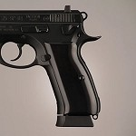 CZ 75 - CZ 85 Aluminum Brushed Gloss Black