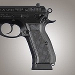 CZ 75 - CZ 85 G10 Checkered G-Mascus Black/Gray