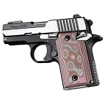 SIG Sauer P938 Ambi G10 Smooth G-Mascus Pink Lava