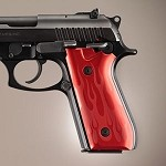 Taurus PT-92, 99, 100 &101 Alum Red Flames