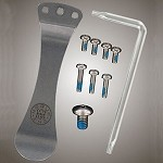 Stainless Steel Torx Screw and Clip Kit
