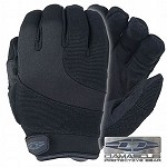 Patrol Guard Gloves with Kevlar Palm Neoprene Back