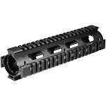 AR308 2-PC Drop-in Mid Length Quad Rail for SW MP10
