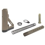 Model 4 Ops Ready S1 Mil-spec Stock Kit - FDE