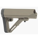 Model 4 Ops Ready S1 Mil-spec Stock Only - FDE