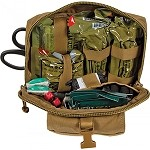 Coyote NAR-4 Chest Pouch w/ChitoGauze PRO