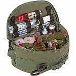 OD Green K-9 Tactical Field Kit w/Combat Gauze