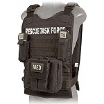 Black Rescue Task Force Vest Kit