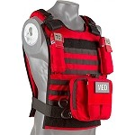 Red Rescue Task Force Vest Kit