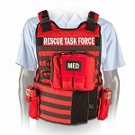 Red Side Armor Rescue Task Force Vest Kit