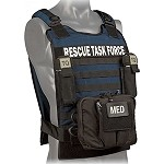 Blue Rescue Task Force Vest Kit