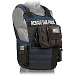 Blue Side Armor Rescue Task Force Vest Kit
