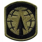 16th Military Police Brigade Patch - Subdued