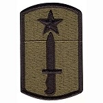 205th Infantry Brigade Patch - Subdued