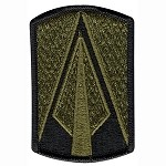 177th Armor Brigade Patch - Subdued