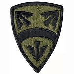 15th Support Brigade Patch - Subdued