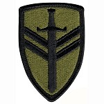2nd Support Command Patch - Subdued