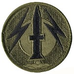 56th Field Artillery Brigade Patch - Subdued