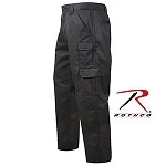 Black Tactical Duty Pants