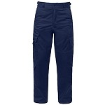 Navy Blue E.M.T. Pants
