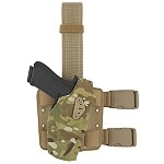 ALS® Tactical Holster w/Red Dot