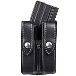 Leather Look Magazine and Rifle Pouch