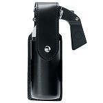 Leather Look Open Top Mace®/OC Spray Holder