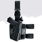 With Light ALS® Tactical Holster w/ Quick-Release