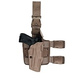 With Light ALS® OMV Tactical Holster w/ Quick-Release