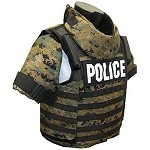 360D Molle NIJ 06 Level IIIA Tactical Vest