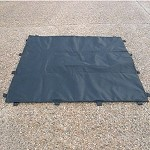 Bomb Suppression Blanket  4 'x 4'