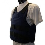 C10 – Concealable Body Armor Vest -  Carrier Only
