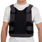 C11 – Concealable Body Armor Vest - Carrier Only