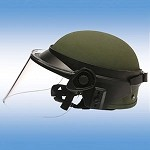 Paulson Retro Fit Riot Face Shield