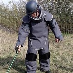 Franconia Mine Clearance Suit