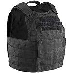 Fortress Universal Plate Carrier With NIJ 06 Level IIIA Ballistics