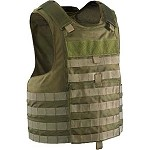 Fortress Universal Tactical Vest with NIJ 06 Level III Ballistics