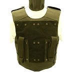 TAC -20 NIJ 05 Level IIIA Special Tactical Vest