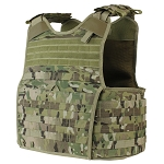 ENFORCER RELEASABLE PLATE CARRIER WITH MULTICAM
