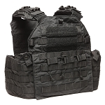 Eagle Industries Multi-Mission Armor Carrier. Black. Large.
