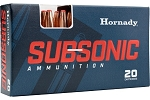 Hornaday 300 Blackout 190 gr Sub-X® Subsonic